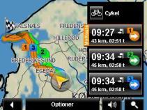 screenshot GPS hundested