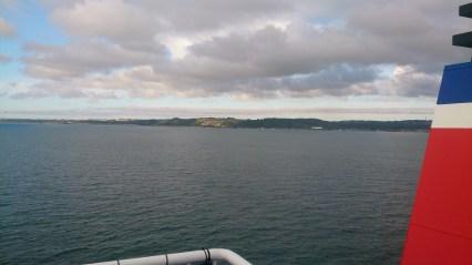Ombord på færgen til Göteborg (2)