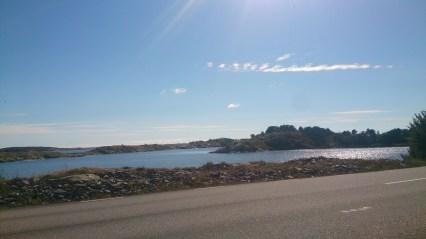 Velomobiler nær Marstrand (1)