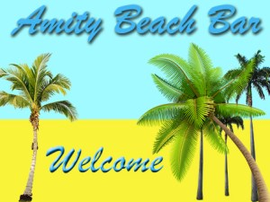 Welcome to Amity Beach Bar