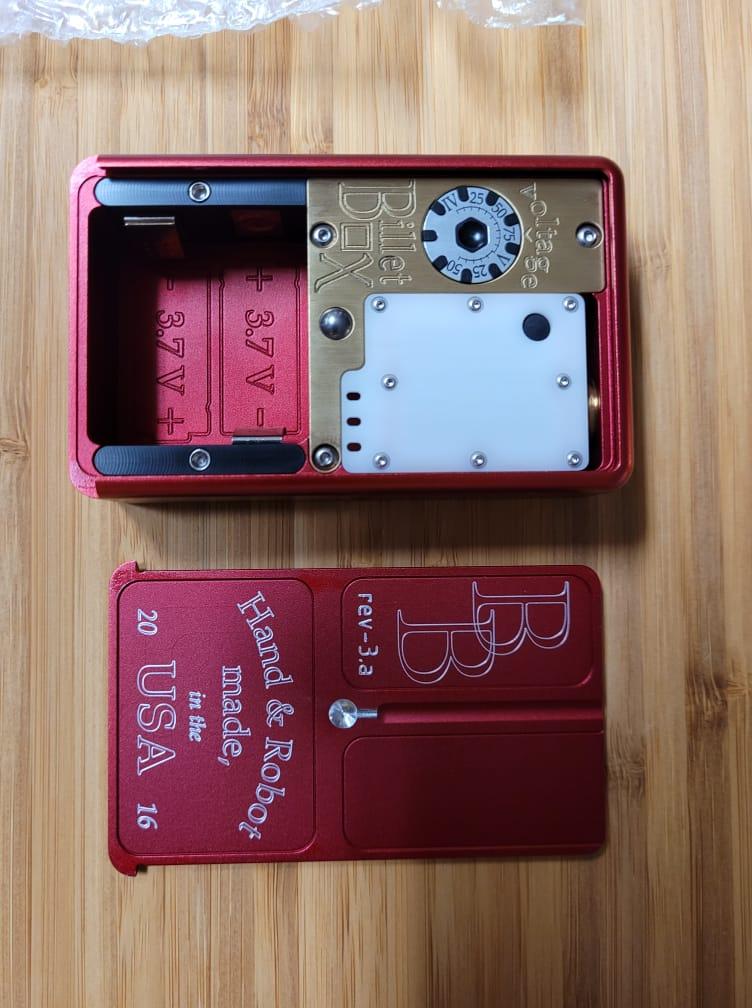 Ironman Billet Box