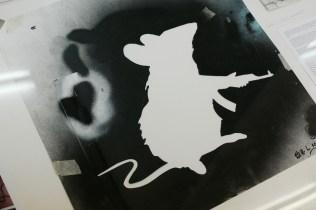 Blek le Rat (pochoirs)