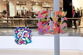 Art urbain aux Arcades