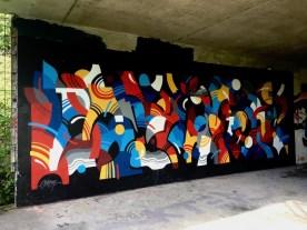Dimanche graffiti