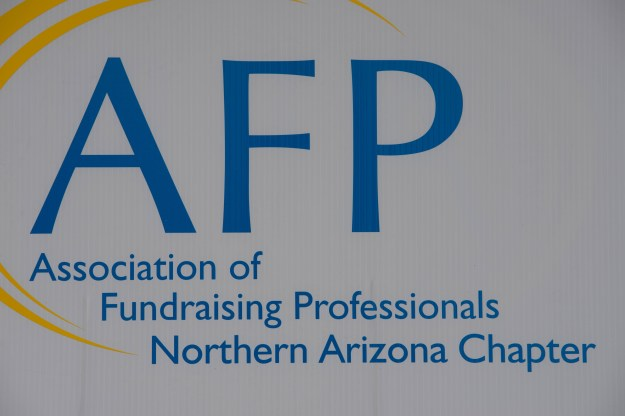 AFP sign photographed with Nikon D610 and Tamron 70-200 Di VC USD zoom lens at 200mm, f/8 with Vibration Compensation engaged.