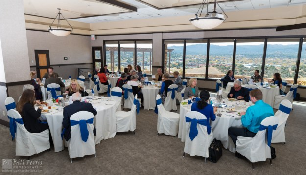 Arizona fundraisers and non-profit organizations gathered at Prescott Resort to celebrate 2014 National Philanthropy Day.