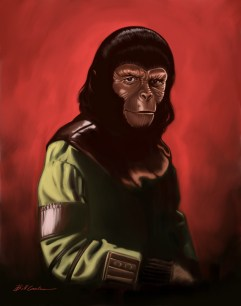 Cornelius from Planet of the Apes