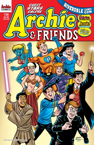 Archie and Friends #156