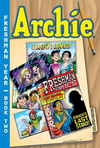 ArchieFreshmanYear2