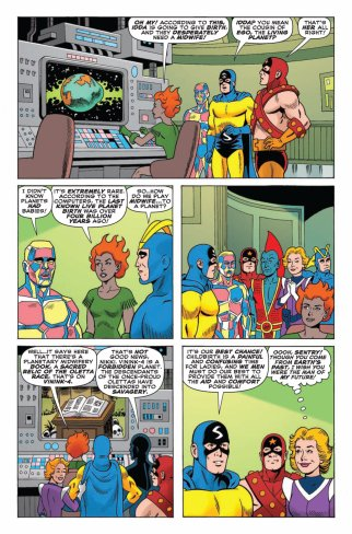 Age of the Sentry #5