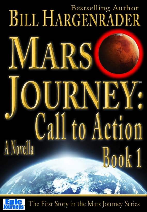 Mars Journey Call to Action cover