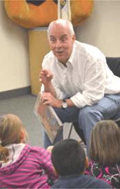 classroom booktalk