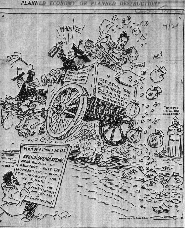 Chicago Tribune 1934