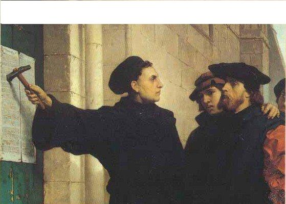 Luther & 95 Theses