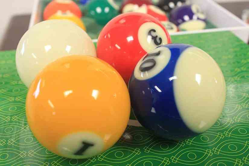 Diamond Billiards Cyclop Pool Balls