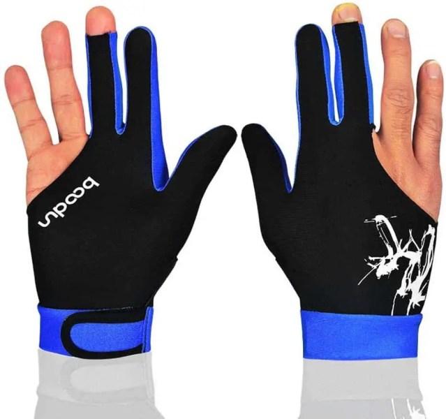 Anser M050912 Elastic Lycra 3 Fingers Show Gloves
