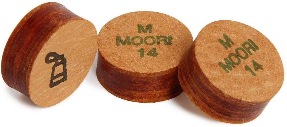 Moori IV laminated Tip
