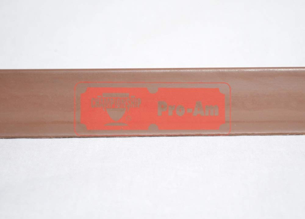 Championship PRO - AM K66 Cushion Rail Rubber