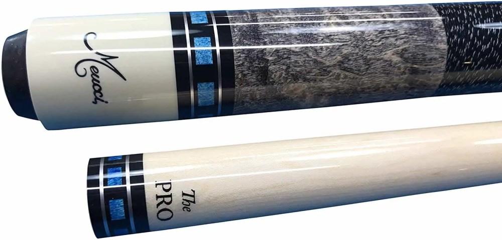 Meucci SB3-B Handcrafted Billiards Shaft – Blue + Hard CASE