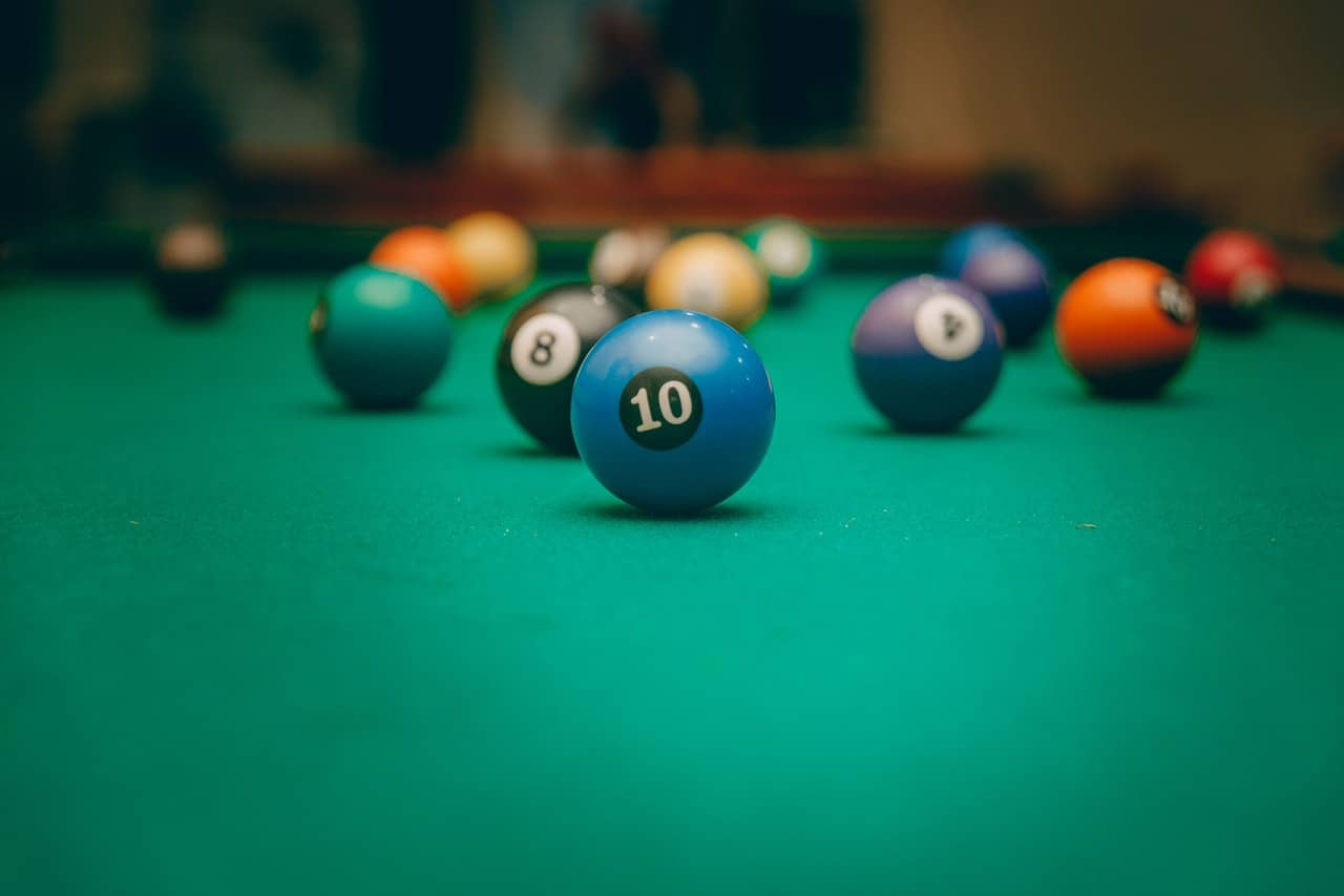 How to Set Up Pool Balls Correctly