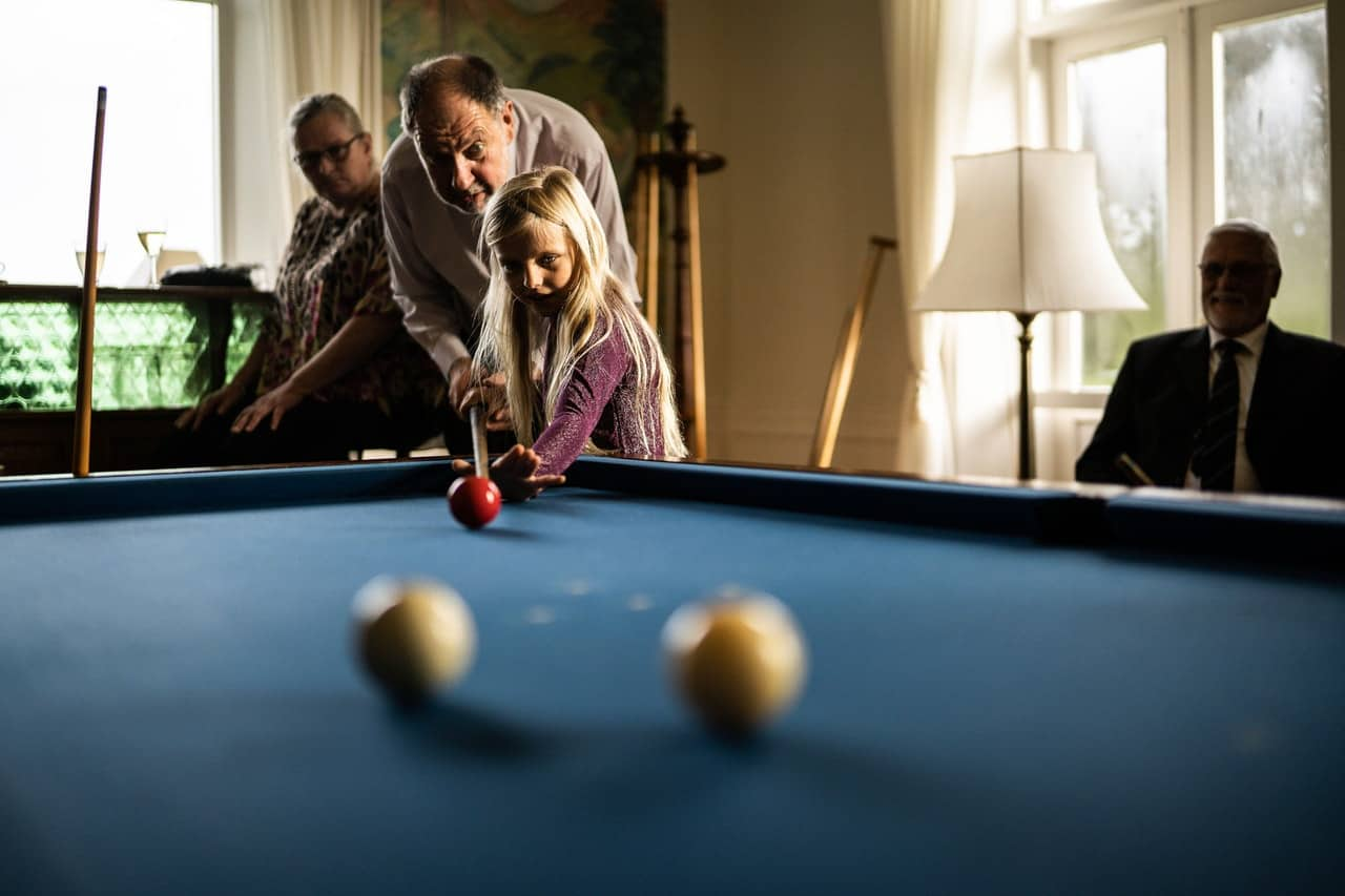 Why Your Children Should Play Pool?