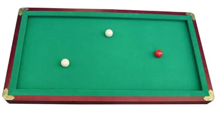 carom billiard balls