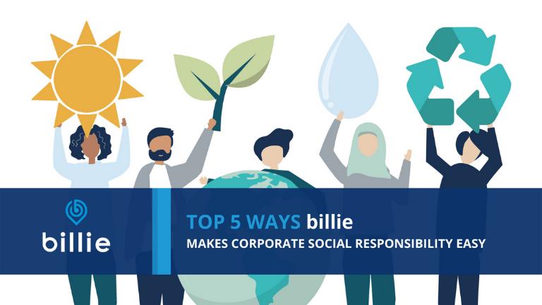 make corporate social responsibility easy