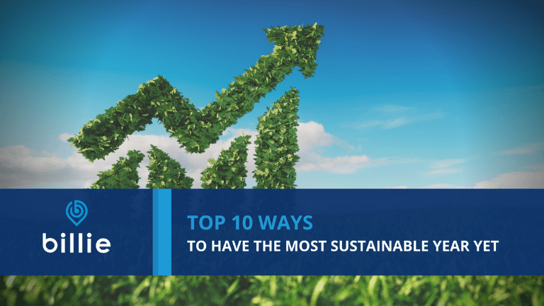 top 10 ways to have the most sustainable year