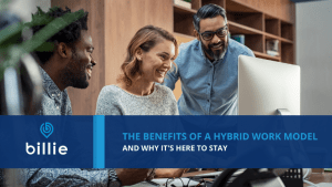 The Benefits Of A Hybrid Work Model