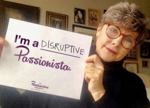 Writer Billie Best on the Passionista Project Podcast