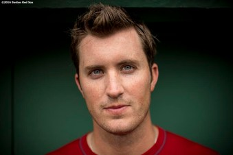 BOSTON, MA - APRIL 26: Drew Pomeranz #31 of the Boston Red Sox poses for a portrait before a game against the New York Yankees on April 26, 2017 at Fenway Park in Boston, Massachusetts. (Photo by Billie Weiss/Boston Red Sox/Getty Images) *** Local Caption *** Drew Pomeranz