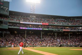 BOSTON, MA - AUGUST 18: Drew Pomeranz #31 f the Boston Red Sox walks to the mound before a game against the New York Yankees on August 18, 2017 at Fenway Park in Boston, Massachusetts. (Photo by Billie Weiss/Boston Red Sox/Getty Images) *** Local Caption *** Drew Pomeranz