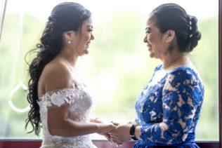 June 1, 2019 , Boston, MA: The wedding of Ana and Nixon Peralta in Brighton, Massachusetts Saturday, June 1, 2019. (Photo by Billie Weiss and Marissa McClain)