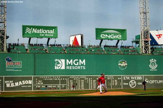 BOSTON, MA - SEPTEMBER 28: Eduardo Rodriguez #57 of the Boston Red Sox delivers during the first inning of a game against the Baltimore Orioles on September 28, 2019 at Fenway Park in Boston, Massachusetts. (Photo by Billie Weiss/Boston Red Sox/Getty Images) *** Local Caption *** Eduardo Rodriguez