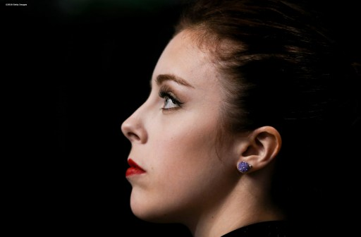 BOSTON, MA - MARCH 31: Ashley Wagner of the United States looks on as she prepares to compete during Day 4 of the ISU World Figure Skating Championships 2016 at TD Garden on March 31, 2016 in Boston, Massachusetts. (Photo by Billie Weiss - ISU/ISU via Getty Images) *** Local Caption *** Ashley Wagner