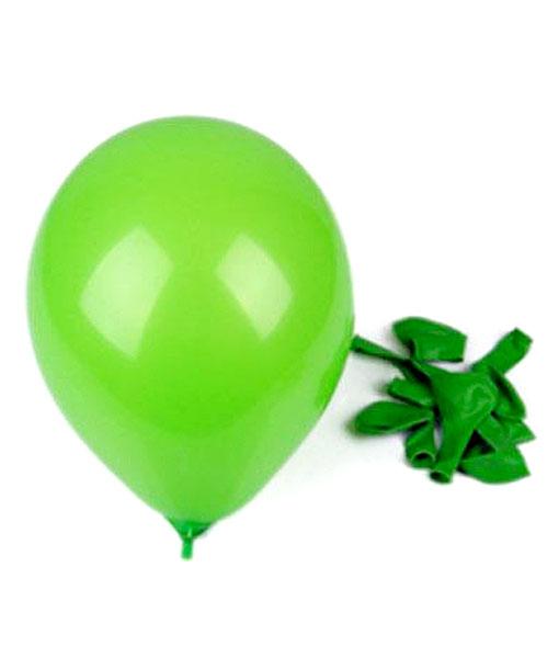 """Billige """"non toxic"""" grønne balloner til børnefødselsdag"""