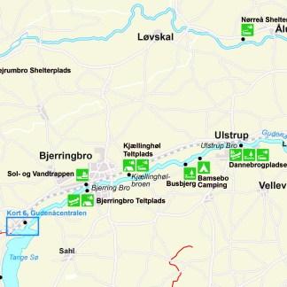 Book en 1-dags kanotur fra Tangeværket