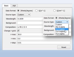 PDF transformation