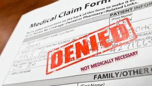 medical necessity denial
