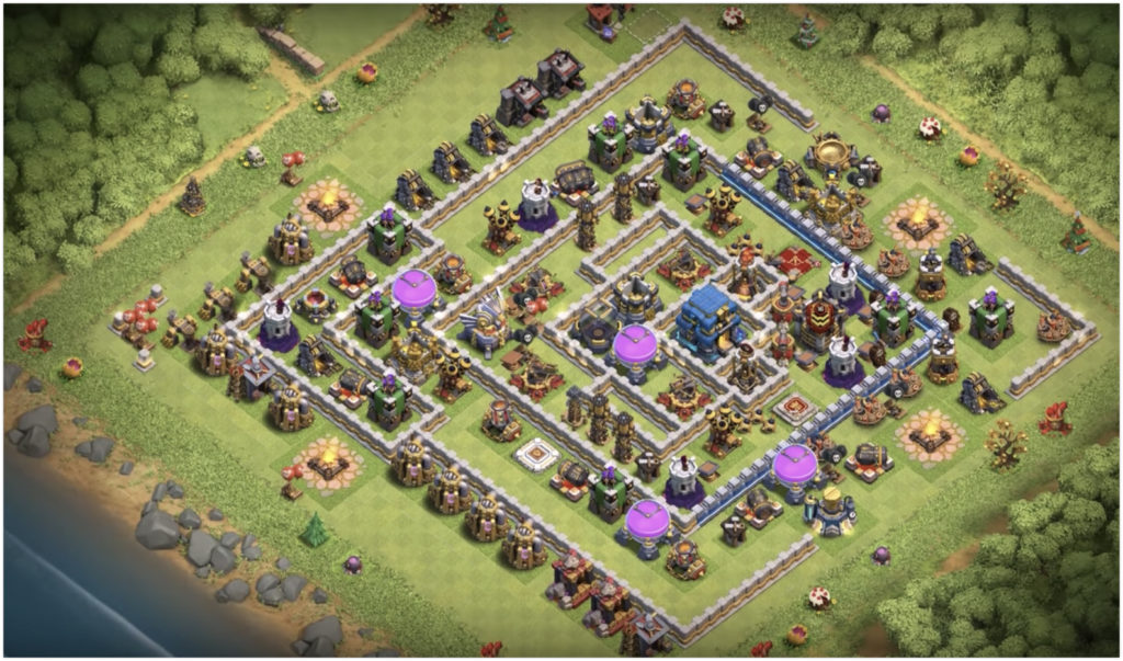Clash of Clans Town Hall 12 – Here are the Best Base Layouts that You Need  to Use - Billionaire365