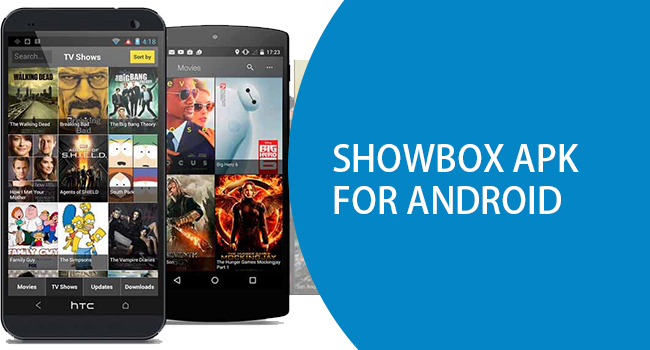 show box android