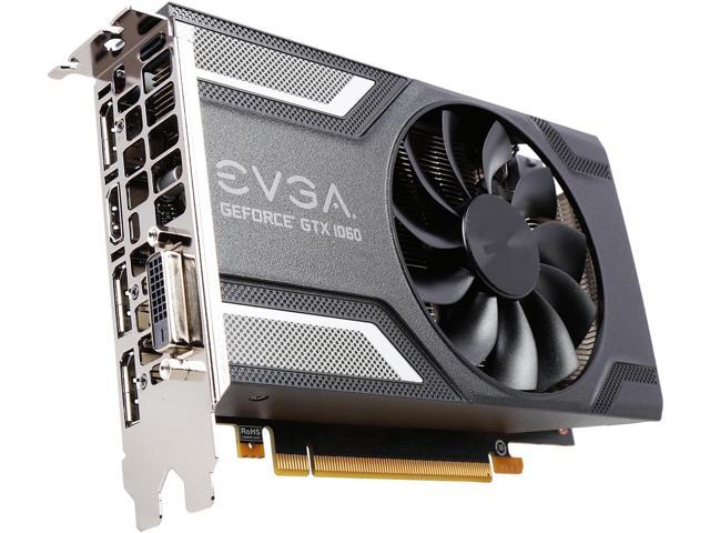 GeForce GTX 1060 and GTX 970 Gaming Performance Comparison