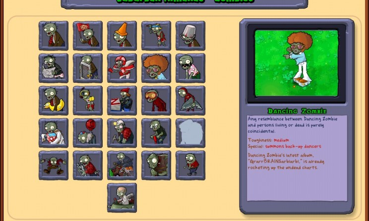 plants vs zombies stuck in empty tutorial level