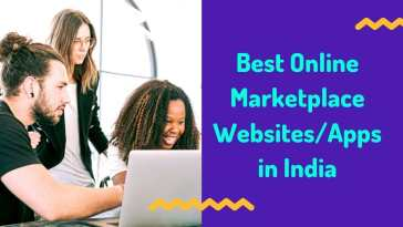 Best online marketplace in India