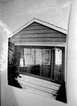 Bill Jones, Landscape #2, 1971, silver print, cut glass, 122 x 122 cm, 48%22 x48%22