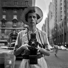 Vivian Maier, Self-Portrait