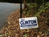 Bill Clinton For Township Council