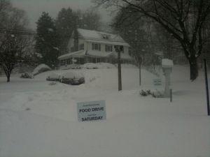 February Blizzard 2010