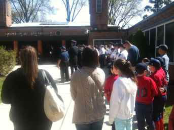 Springfield Honors First Responders