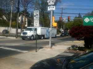 SEPTA Traffic Snarls In Springfield